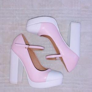 Shoes - Mary Jane heel
